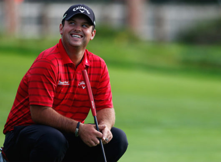 PATRICK REED HOLE-IN-ONE AT THE US OPEN 2020 Image